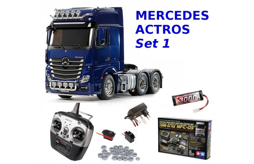 SET COMPLETI CAMION RC